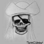 dessin pirate bdm live 2019 thomaslombard.com 03