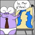 la mer d'aral ou la mère d'Arale 30-04-2015