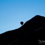 Montgolfière sur le Prorel
