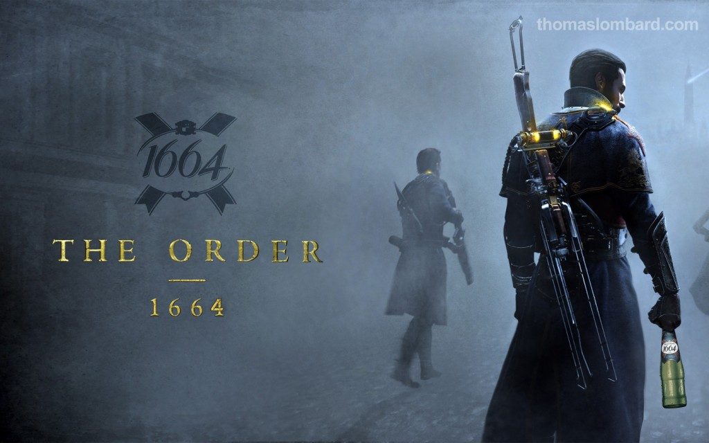 the order 1664, Playstation 4, Sony