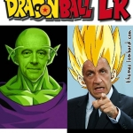 Dragon ball LR- Sarkozy VS Juppé - thomaslombard.com