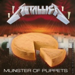 Metallica Munster of Puppets - thomaslombard.com