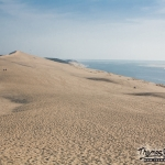 dune du pilat face à la mer