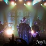 Ghost à Lyon le 24 novembre 2015 pour l'album Meliora