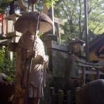Fushimi Inari - cimetière