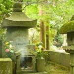 kamakura - cimetière temple Tokei Ji