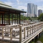 Tokyo - jardin hama rikyu onshi koen