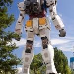 Tokyo - Gundam Statue