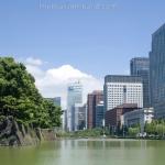 Tokyo - parc impérial