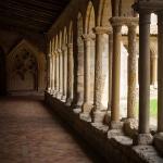 Cloître collégiale saint-émilion