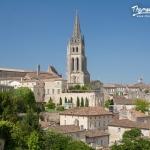 église monolithe saint-émilion