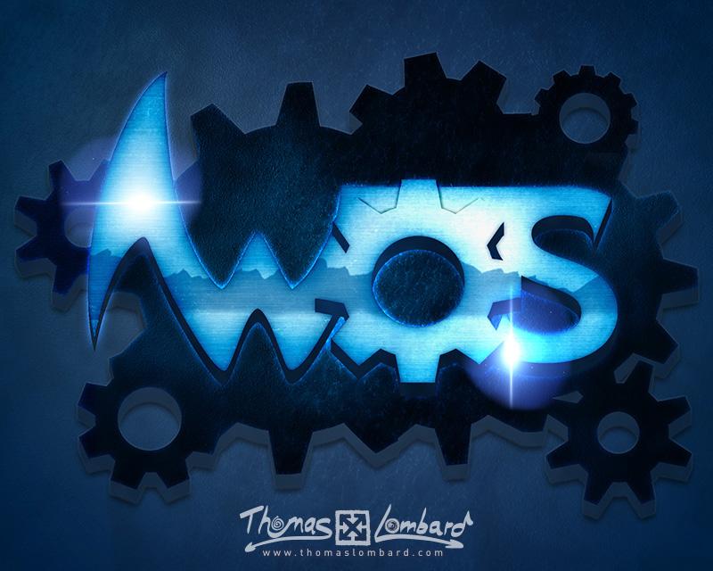 """""""version courte"""" du logo Wish of Steel"""
