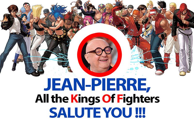 Hommage à Jean-Pierre Coffe KOF